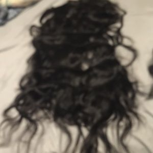 Other - Black Brazilian hair for extension